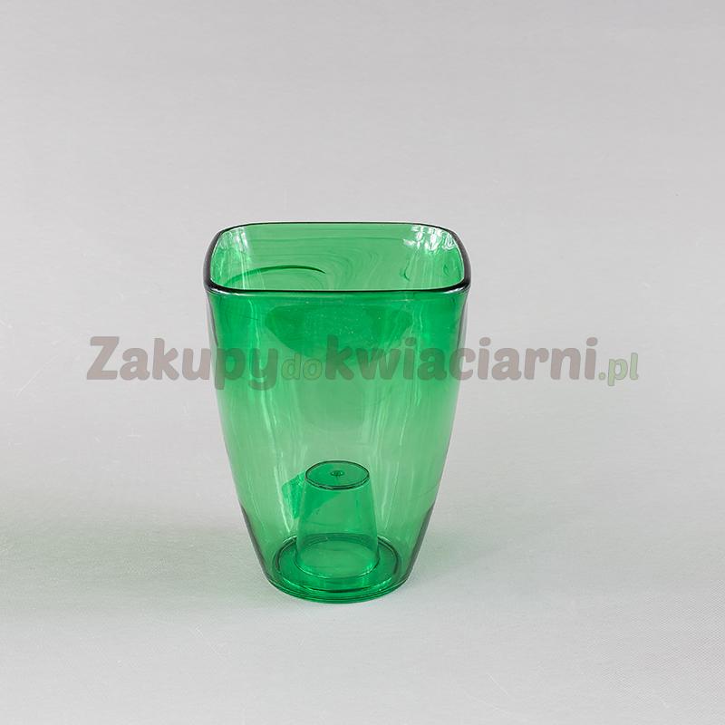 Doniczka Przeźroczysta Wazonik Doniczki Plastikowe